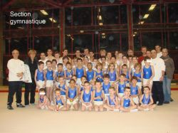 Section Gymnastique